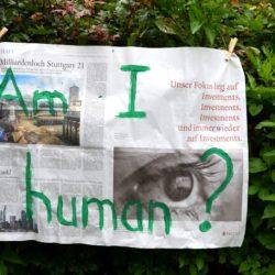 Am I human?