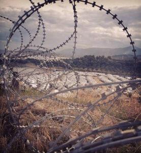 Moria, Lesvos, Refugees, Greece, EU